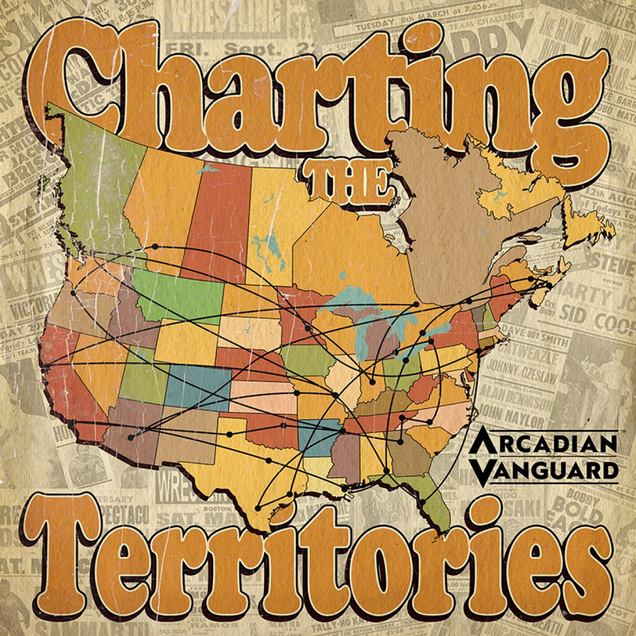 Charting The Territories Podcast